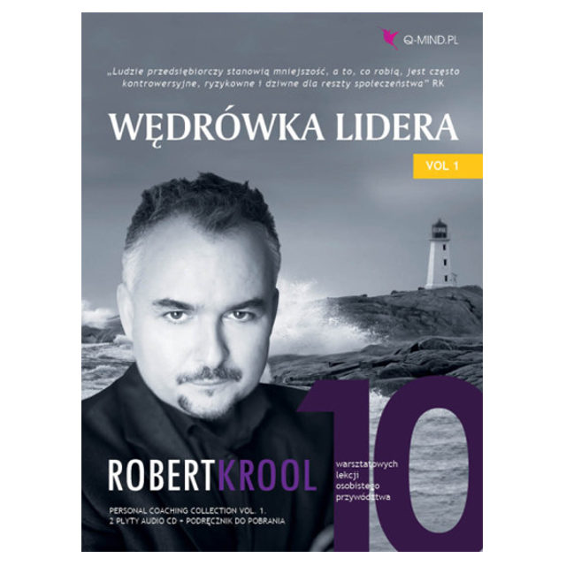 Wędrówka Lidera. Personal coaching collection